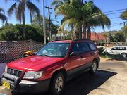 2001 Subaru Forester Freshwater Manly Area Preview