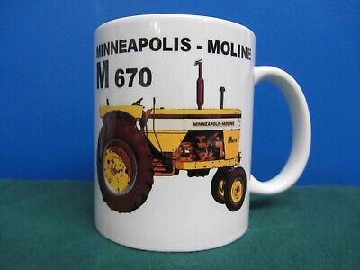 Minneapolis Moline M670 Coffee Mug
