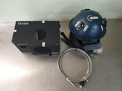 Labsphere Integrating Sphere 09241sb Spectralproducts Sm200 Spectrometer