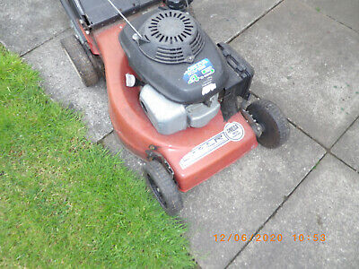 lawn mower not self propeled, collection only.