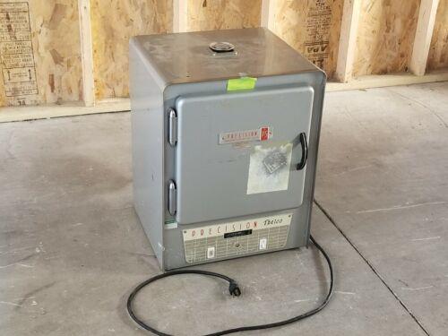 Precision Scientific Thelco Model Z Laboratory Oven 31480