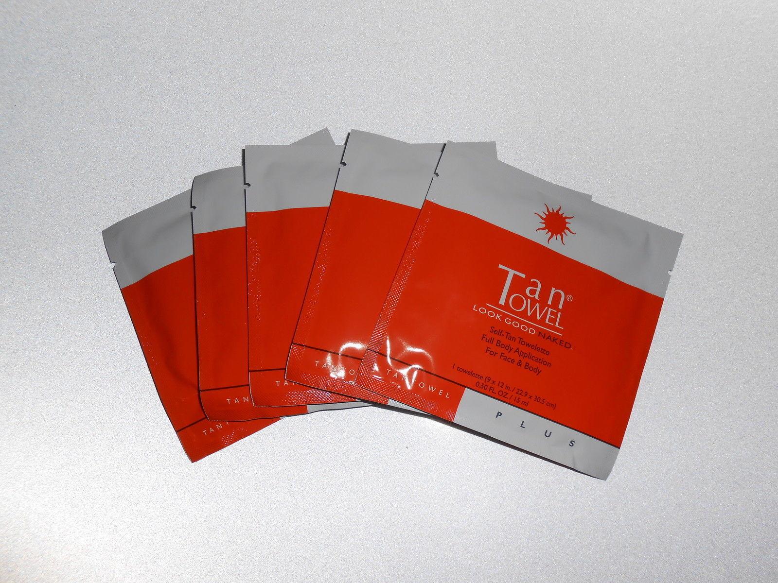 Tantowel Full Body Plus (For Medium To Dark Skin Tones)5-...