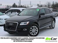 2014 Audi Q5 2.0 Komfort AWD   HEATED LEATHER   PANORAMIC SUN... Fredericton New Brunswick Preview