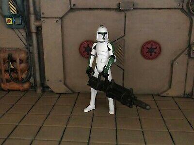 LOOSE STAR WARS THE CLONE WARS 41st ELITE CORPS CLONE TROOPER