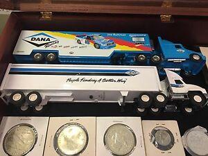 Dana diecast trucks