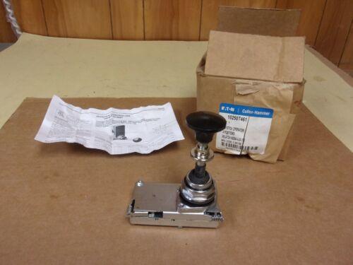 Cutlet Hammer 10250T461 4 Position Joystick Operator
