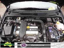 ENGINE FOR ASTRA TS 2003 2.0L TURBO - 125,675KMS - 6 MONTH WARRAN Dandenong Greater Dandenong Preview