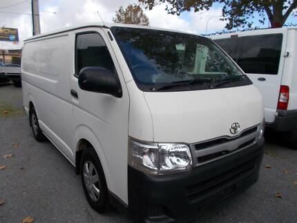 2008 Toyota Hiace Van/Minivan Ashford West Torrens Area Preview