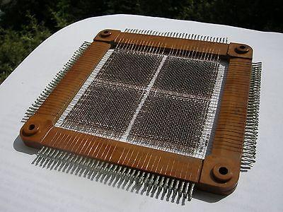 USSR Soviet Russian Magnetic Ferrite Core Memory 4096b Saratov2 PDP8 clone Works