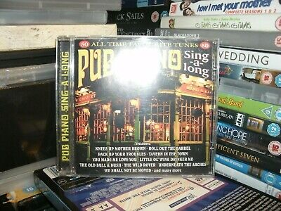 Various Artists - Pub Piano Sing-A-Long (1997) for sale  Rotherham