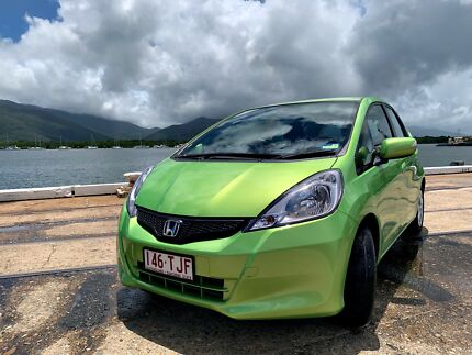 2013 Honda Jazz Vibe Cairns Cairns City Preview