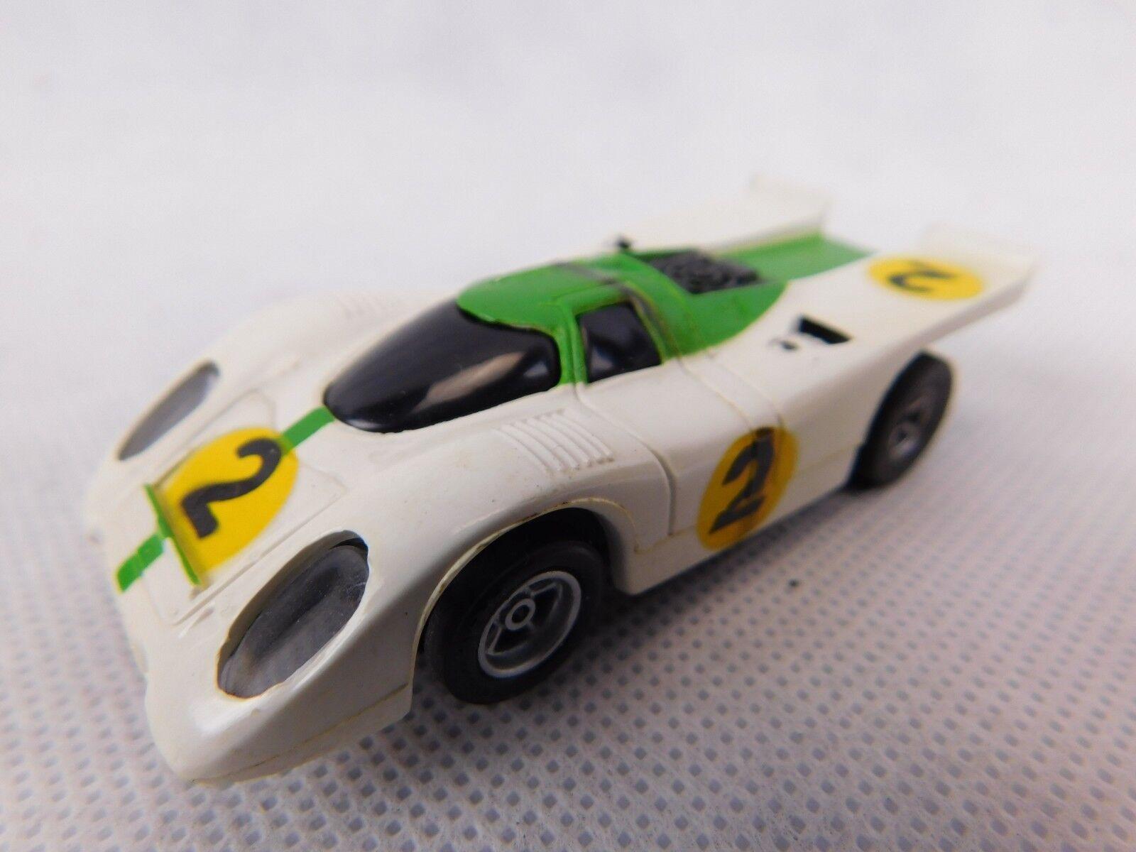 FALLER AMS / TYCO Model Rennwagen Auto PKW Slotcar Formel 1 Fahrzeug H0 1:87 #84