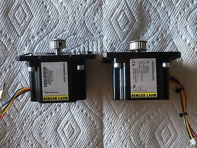 Berger Lahr / Schneider Electric VRDM364/50LHAOO Motor (Lots of 2 )