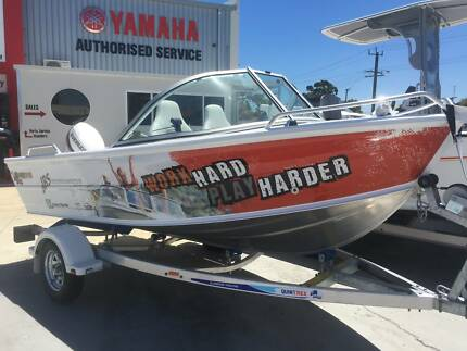 Brand New 2017 Quintrex 430 Fishabout