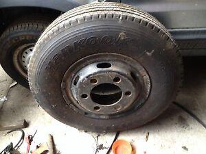 Truck tyre brand new,Hankook AH11S,750R16C,$250 Yarramundi Hawkesbury Area Preview