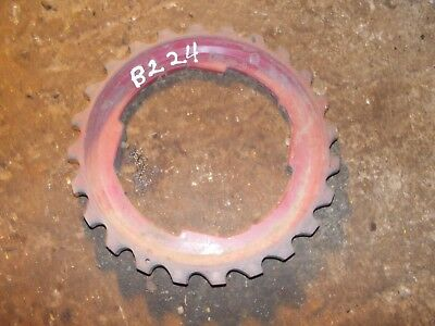 1 Used B224 Lustran Plastic John Deere Planter Jd Seed Bean Plate B224