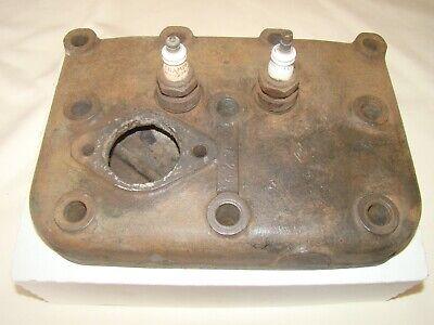 Vintage John Deere L Hercules Engine Cylinder Head