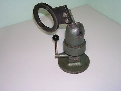 Wilton No.301 Pow R Arm Fast On Off Action Mechanical Work Positioner Vintage