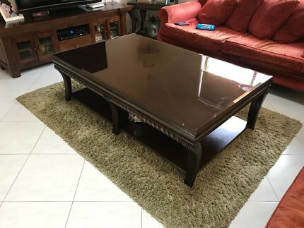 2 Coffee Tables Side by Side