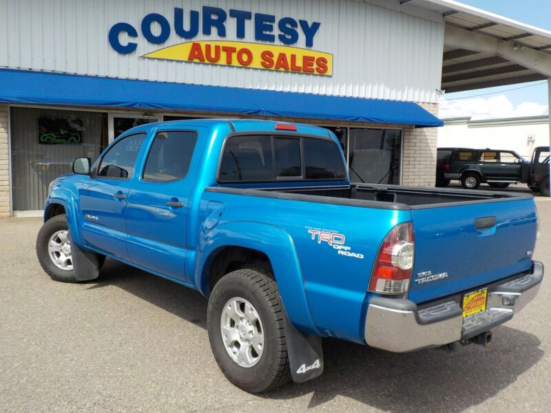 Image 3 Voiture American used Toyota Tacoma 2011