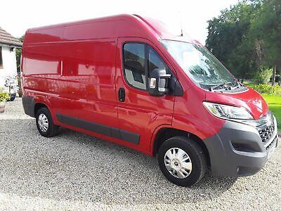 2014 Citroen Relay 33 L2H2 Enterprise 2.2 Diesel Van