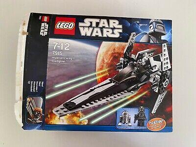 LEGO Star Wars Imperial V-wing Starfighter (7915)