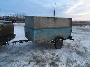 Wanted : fixer upper utility trailers