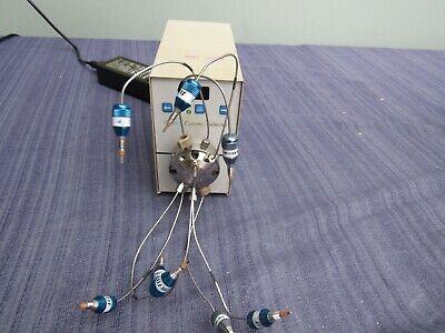 Waters Rheodyne Column Switcher Valve Selector Hplc Lc Ev501-104-wa Guaranteed