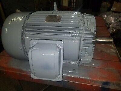 20 Hp 3600 Rpm Electric Motor G.e. 256t