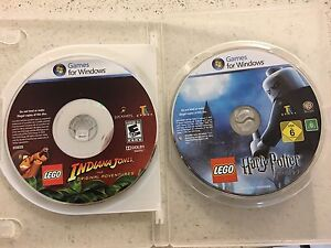 LEGO INDIANA JONES & HARRY POTTER Games for Windows Anula Darwin City Preview