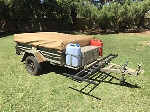 OZ Trail6 Camper Trailer Mariginiup Wanneroo Area Preview