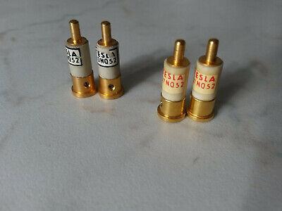 Microwave Pin Mixer Detector Diode Tesla 37nq52 33nq52