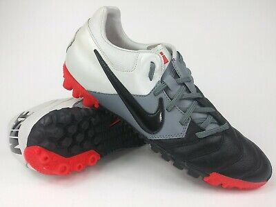 cc05c342c Nike Mens Rare Nike5 Bomba PRO Turf 415119-066 Black Grey Soccer Shoes Size  6