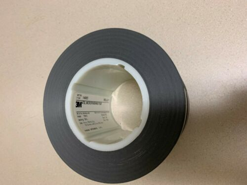 3M 472L Microfinishing Film Roll New