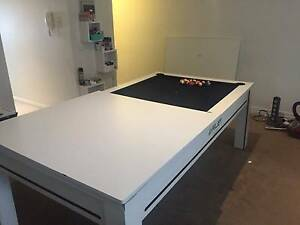 Riley Dining Pool table for sale West Melbourne Melbourne City Preview