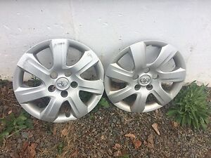 Toyota 16 inch hub cap wheel covers from camry