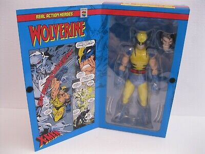 Wolverine Real Name (Brand New Marvel Medicom Real Action Heroes X-Men Wolverine 12'' 1/6 Figure)