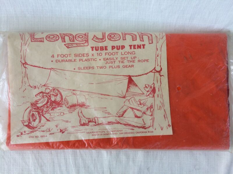 "Vintage ""Long John"