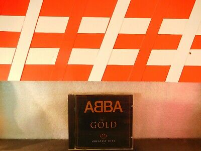 ABBA * GOLD Greatest Hits ( CD,