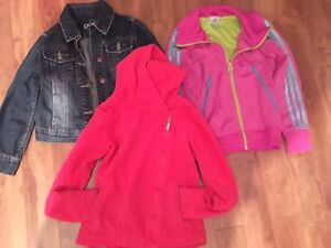 Youth small sweater lot