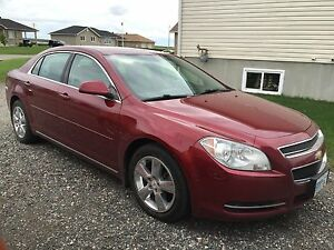 2010 Malibu, remote starter,heated seats,sunroof in New Liskeard
