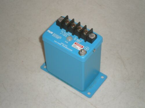 New! RIS UVX1F6 Voltage Transducer Rochester Instrument Systems Free Shipping!