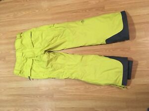 Columbia Women's Snow Pants Green (M)
