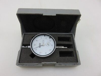 Horex Us1026 Dial Indicator 39mm Face 0-5mm Travel