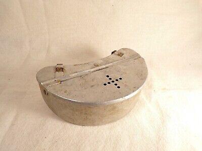 Vintage Gladding Bait Box Belt Worm Nymph Lug Fishing