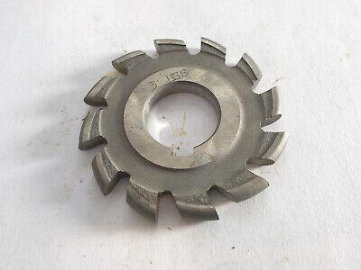 Halbkreisfräser ,  Halbkreisformfräser , Radiusfräser konvex  R3 x 63 mm , HSS