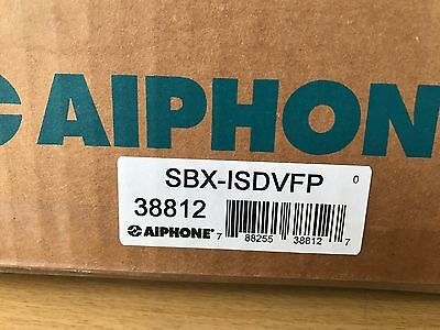 New AIPHONE SBX-ISDVFP  STAINLESS STEEL SURFACE MOUNT BOX DOOR STATIONS