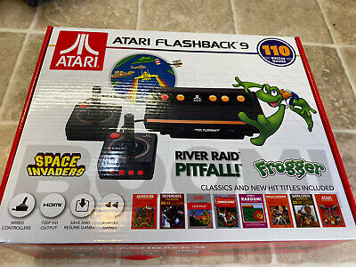 Atari Flashback 9 New Open Box 110 Built In Games