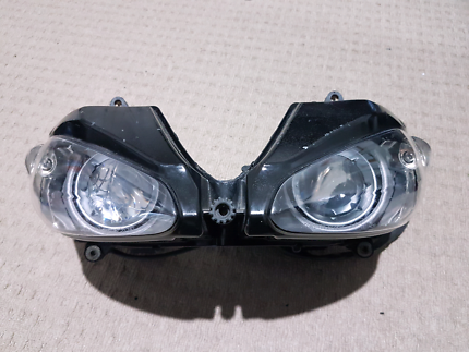 Triumph Daytona 675/R, 08-12 Headlights