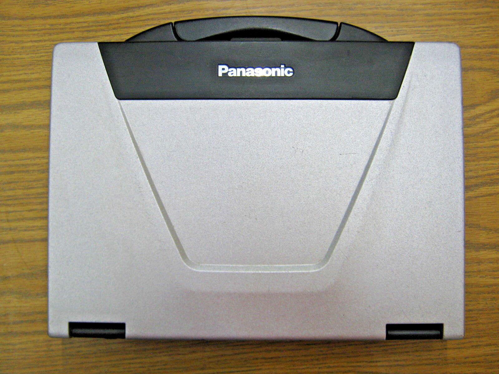Panasonic Toughbook  CF-52  2.40GHz,  320GB, ATI GRAPHICS, DVD, WIN 7,  Complete